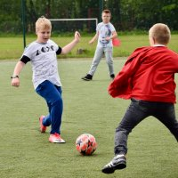 ZS Stanin - Dzień dziecka klas 3 w GBP w Staninie