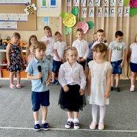 ZS Stanin - Zakończenie roku szkolnego klasy 0 B