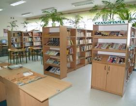 ZS Stanin - Biblioteka szkolna