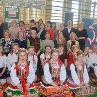 ZS Stanin - Wizyta gości z Islandii, Rumunii, Szwecji w Zespole Szkół w Staninie