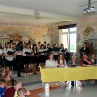 ZS Stanin - Montaż słowno-muzyczny ku czci Jana Pawła II