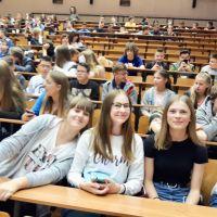ZS Stanin - Pokazy chemiczne w Lublinie