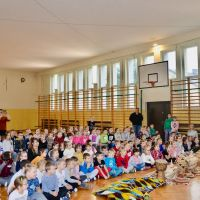 ZS Stanin - Spotkanie z misjonarzem o. Mariuszem Piotrem Bartuzi w ramach Tygodnia Edukacji Globalnej w dn. 18-24.11.2019r.