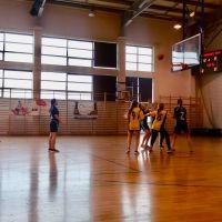 ZS Stanin - Igrzyska Młodzieży Szkolnej koszykówki dziewcząt