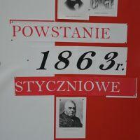 ZS Stanin - 150 rocznica Powstania Styczniowego