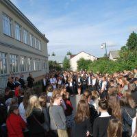 Zespół Szkół w Staninie - Rozpoczęcie roku szkolnego 2013/2014