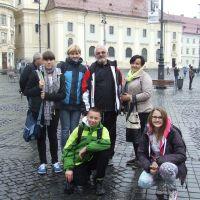 Zespół Szkół w Staninie - Wizyta w Rumunii - Comenius