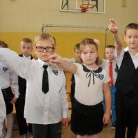 Zespół Szkół w Staninie - Pasowanie na ucznia klasy I