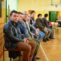 ZS Stanin - Delegacja Turecka w ZS Stanin