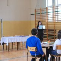 ZS Stanin - I Gminny Konkurs Matematyczny