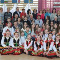 ZS Stanin - Wizyta Gości Zagranicznych