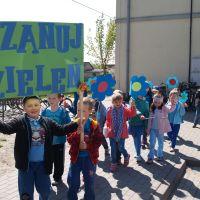 """ZS Stanin - """"Ziemia to nie śmietnik"""""""