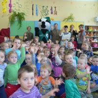 Zespół Szkół w Staninie - Dzień z leśniczym