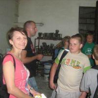 ZS Stanin - Rajd rowerowy Huta Dąbrowa