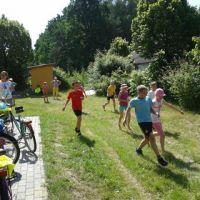 Zespół Szkół w Staninie - Rajd rowerowy do Nowej Wróbliny