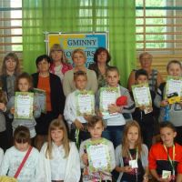 Zespół Szkół w Staninie - X Gminny Konkurs matematyczny