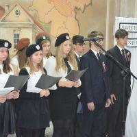 Zespół Szkół w Staninie - Dzień 11 Listopada w naszej szkole
