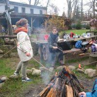 Zespół Szkół w Staninie - Wycieczka do parku linowego