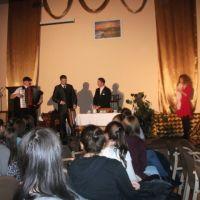 Zespół Szkół w Staninie - Wyjazd do seminarium w Nowym Opolu