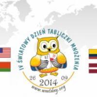 Zespół Szkół w Staninie - IV Światowy Dzień Tabliczki Mnożenia