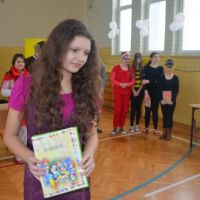 ZS Stanin - Pasowanie na czytelnika 2015