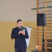 ZS Stanin - Pogadanka na temat zagrożeń istniejących w Internecie
