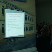 ZS Stanin - Podsumowanie projektu profilaktycznego