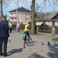 Zespół Szkół w Staninie - Wojewódzki konkurs BRD w Krynce