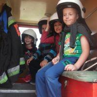 ZS Stanin - Spotkanie ze strażakiem