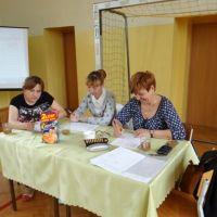 Zespół Szkół w Staninie - II gminny konkurs matematyczny