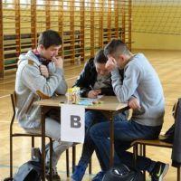 ZS Stanin - II gminny konkurs matematyczny