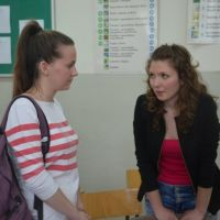 ZS Stanin - Oko  w oko z Iwoną Sobolewską