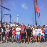 ZS Stanin - Kolonie w Kołobrzegu 2015 (29.06-12.07)