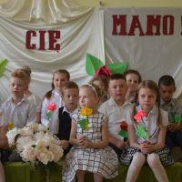 Zespół Szkół w Staninie - Dzień Matki w klasie I C