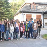 ZS Stanin - Integracja uczniów ze Stanina i Tuchowicza - wycieczka