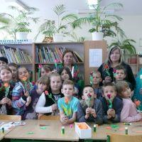 Zespół Szkół w Staninie - Plastyka obrzędowa - zajęcia plastyczne