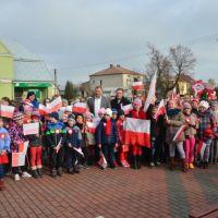 Zespół Szkół w Staninie - Święto Odzyskania Niepodległości