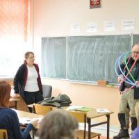 Zespół Szkół w Staninie - Warsztaty edukacyjne