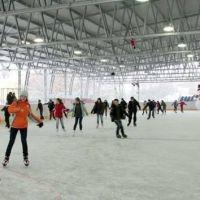 Zespół Szkół w Staninie - Wycieczka do Siedlec - kino - łyżwy