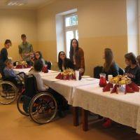 Zespół Szkół w Staninie - Gościnny występ w Anielinie