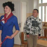 ZS Stanin - Gościnny występ w Anielinie