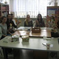 Zespół Szkół w Staninie - Warsztaty decoupage - ferie