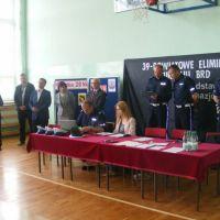 Zespół Szkół w Staninie - Ogólnopolski turniej BRD - II miejsce naszej szkoły