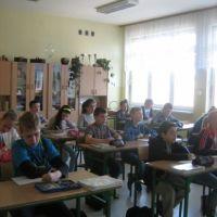 ZS Stanin - Rekord w czytaniu Henryka Sienkiewicza