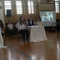 Zespół Szkół w Staninie - 11 rocznica śmierci Jana Pawła II