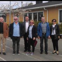 Zespół Szkół w Staninie - Erasmus +  Szwecja