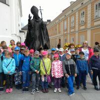 ZS Stanin - Trzydniowa wycieczka do Krakowa, Wadowic i Wieliczki