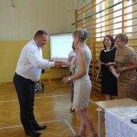 Zespół Szkół w Staninie - III gminny konkurs matematyczny