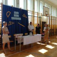 ZS Stanin - III gminny konkurs matematyczny
