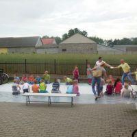 Zespół Szkół w Staninie - Dzień dziecka w przedszkolu